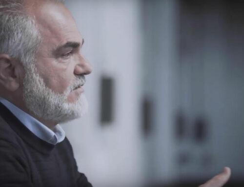 Jordi Griful en 'Sense Ficció' de TV3: Un segle, quatre rodes