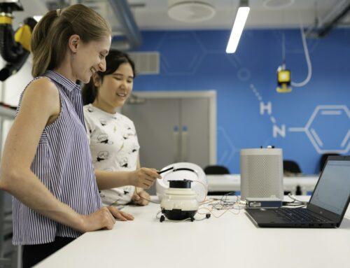 Mujeres STEM, la clave para la innovación tecnológica