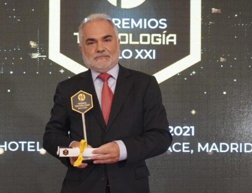 Quantion premiada como mejor empresa de Digitalización en los Premios Nacionales de Tecnología Siglo XXI 2021